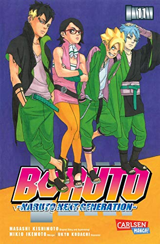 Boruto - Naruto the next Generation 11: Naruto - the next generation (11)