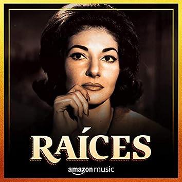 Raíces: Maria Callas