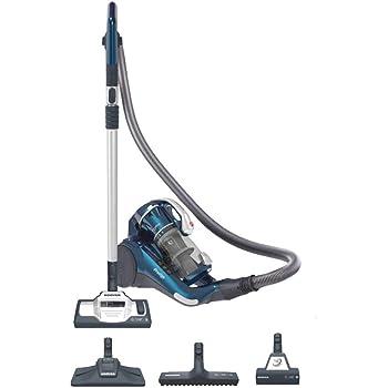 Hoover Prodige PR60PET Aspirador Trineo sin bolsa, Especial alergias, Filtros Hepa, 800 W, 2 litros, 76 Decibelios, Azul: Hoover: Amazon.es: Hogar