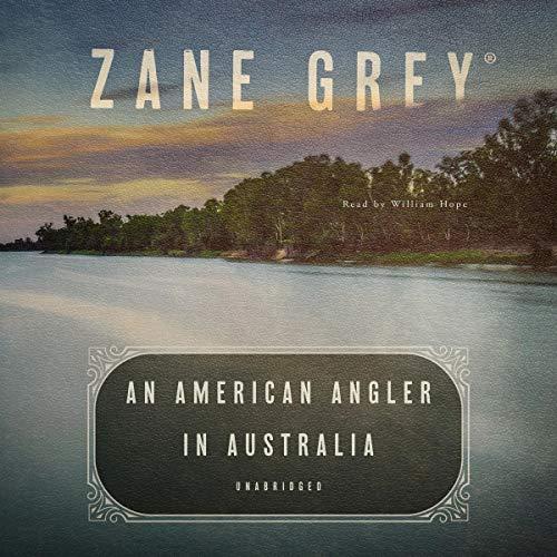 An American Angler in Australia cover art