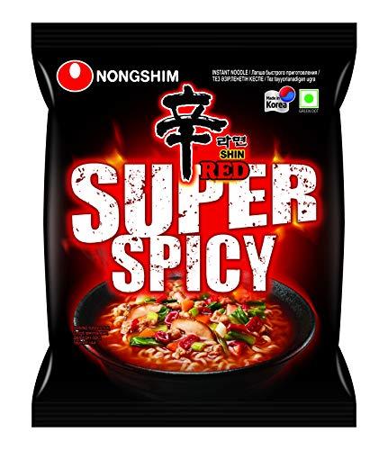 Nong Shim Instantnudeln, sehr scharf, 600 g