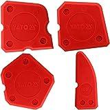 Yato YT-5261–Kit di spatole per silicone 4pza Yato