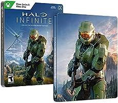 Halo Infinite Steelbook Edition - Xbox Series X