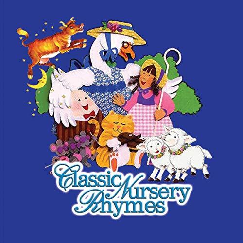 Classic Nursery Rhymes audiobook cover art