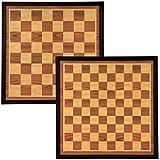 Schreuders Sport Damas/Tablero de ajedrez 49.5x49.5