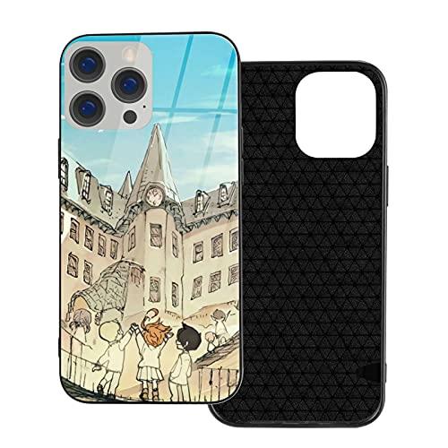 La P-ro-mis-ed Ne-ve-rlan-d funda para teléfono de la infancia compatible con iPhone 12 Mini suave TPU protector anti-arañazos cubierta de cristal para iphone12 mini-5.4 pulgadas