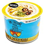 Health Shopping One Culture Foods Bone Broth Instant Cup Noodles, Chinese Chicken Noodle –