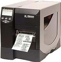 Zebra Zm400 Printers 4 Direct Thermal/Thermal Transfer 203Dpi 16Mb Zplii Xml Serial/Parallel/Usb - Model#: zeb-zm40020010000t