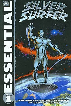 Essential Silver Surfer, Vol. 1 (Marvel Essentials) (v. 1) by Stan Lee (2005-12-07)