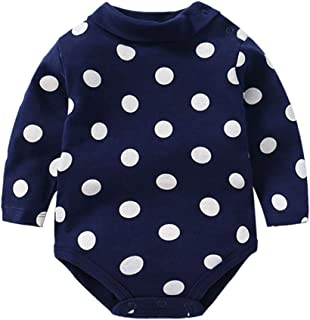 FCQNY Toddler Baby Boys Red Long Sleeve Car Print Cotton Footed Romper Jumpsuit