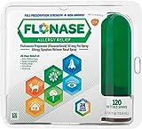 Flonase Allergy Relief Nasal Spray, 24 Hour Non Drowsy Allergy Medicine, Metered Nasal Spr...