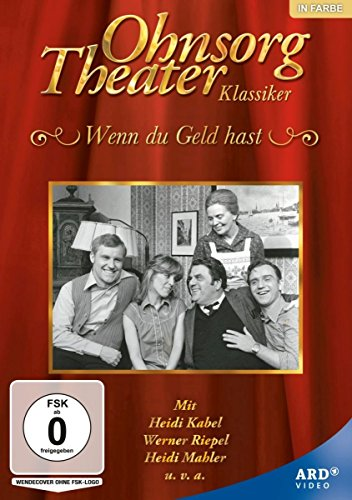 Ohnsorg Theater - Klassiker: Wenn du Geld hast