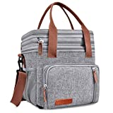 Insulated Lunch Bags for Women Men Large Lunch Box Leakproof Cooler Tote Bag MIYCOO (15L)