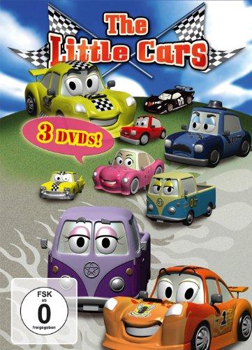 The Little Cars - Box Vol. 1-3 [3 DVDs]