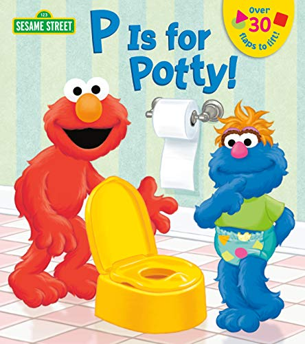 Product Image of the P Is for Potty!
