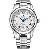 Women's Classic Quartz Watch has Stainless...