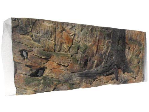 Aquarium Rückwand 3D Standard 120x60cm bei Robizoo