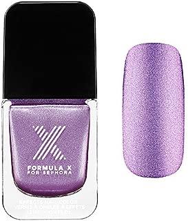 Holograms Nail Polish Formula X for Sephora 0.4 Oz Hocus Pocus - Holographic Lavender