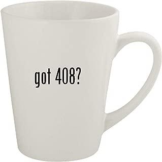 got 408? - Ceramic 12oz Latte Coffee Mug