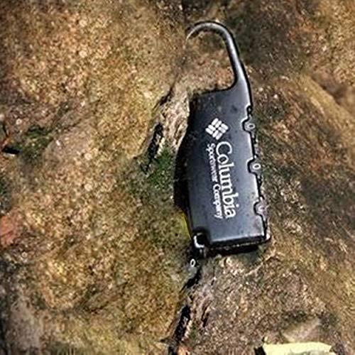 Tree-on-Life 3 Digits Padlock Luggage Locks Mini Portable Household Drawer Safty Locks Anti-Theft Hard Alloy Locking Tools