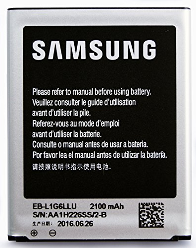Batería Samsung Galaxy GT-i9300 S3 EB-mah L1G6LLU EB-L1G6 (batería 1)