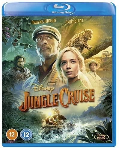 Disney's Jungle Cruise Blu-ray [2021] [Region Free]