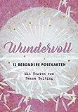Wundervoll - 12 besondere Postkarten (Postkarten-Sets) - Hanna Buiting