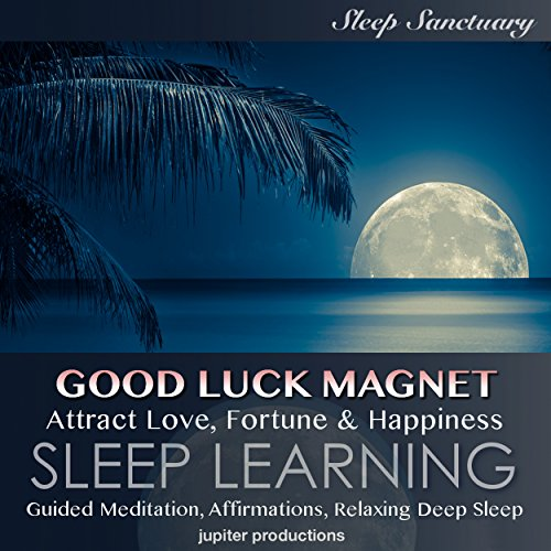 Good Luck Magnet, Attract Love, Fortune & Happiness cover art