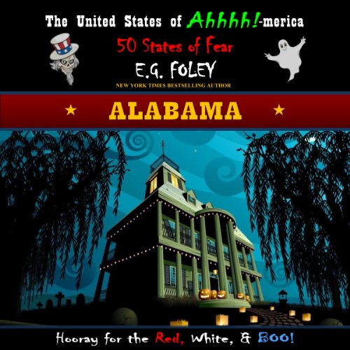 Alabama, The United States of Ahhhh!-merica audiobook cover art