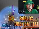 Clip: Roblox Obby Battle!