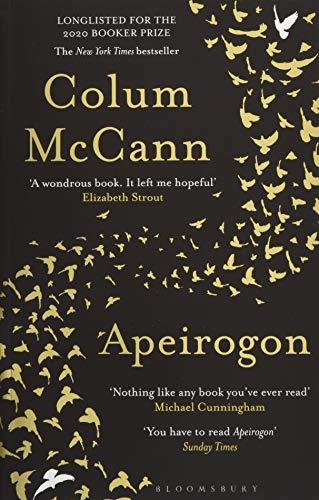 Apeirogon, by Colum McCann