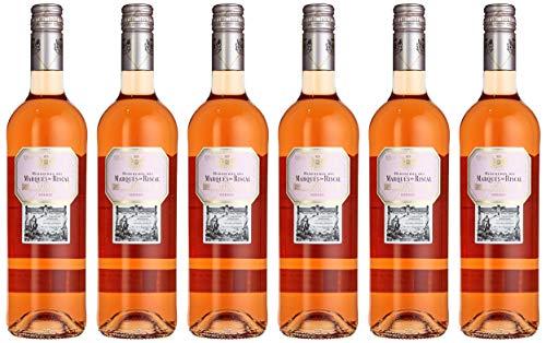 Marques de Riscal Rosado Rioja DOCa  trocken (6 x 0.75 l)