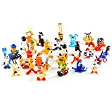 Handblown Glass Animal Miniature Figurines Job lot of 50 Art Decoration by ART GLASS