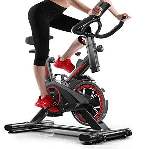 Dann Spinning Bike, Cyclette Indoor con Supporto per Tablet, Bici da Ciclismo Super Mute per Allenamento A Casa E Cardio