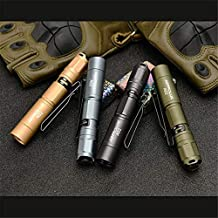 Astrolux A02 SST20 High CRI 378LM Mini LED Keychain Light Lightweight AAA/10440 EDC Flashlight Clip Penlight Torch Lantern...