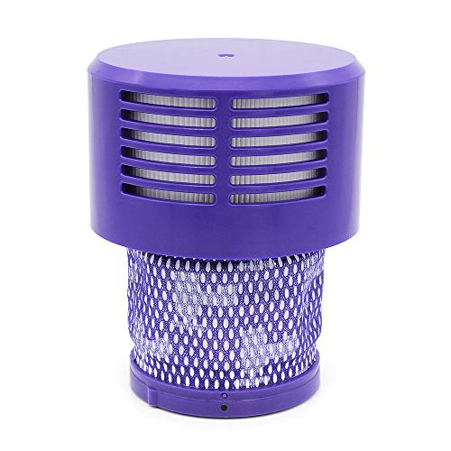 DingGreat Unité de Filtre Lavable pour Dyson V10 SV12 Cyclone Animal Absolute Total Clean Aspirateur sans Fil Remplacer # DY-969082-01