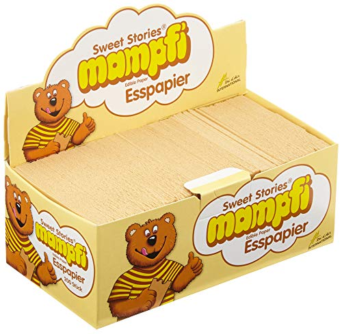 Sweet Stories Mampfi Karamell, 200 Stück im Display, 1er Pack (1 x 290 g)