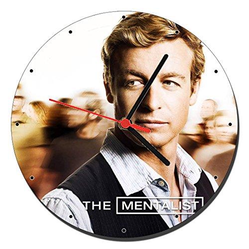 El Mentalista The Mentalist Simon Baker Reloj de Pared Wall Clock 20cm