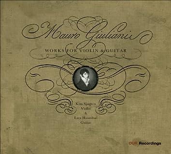 Giuliani: Violin and Guitar Works