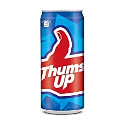 Thums-Up Tin, 300 ml
