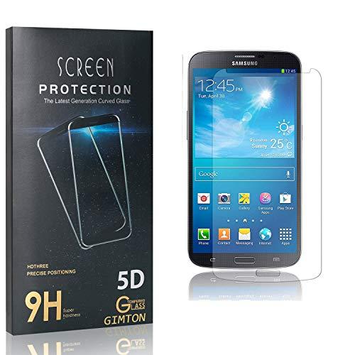 GIMTON Displayschutzfolie für Galaxy S4, Ultra Dünn HD Panzerglasfolie mit 3D Touch, 9H Härte Schutzfilm aus Gehärtetem Glas für Samsung Galaxy S4, 3 Stück