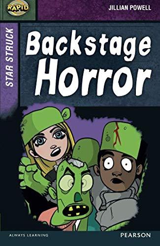 Backstage Horror: Star Struck: Backstage Horror (Rapid Upper Levels)