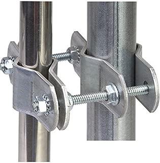 Pole to Pole Mount - EZ EC-PTP-4 Mast Brackets - Easy Up Brand - USA Made