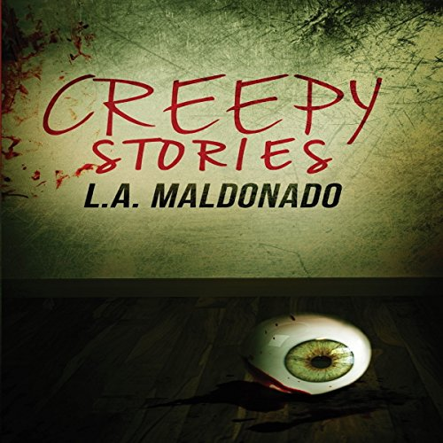 Couverture de Creepy Stories