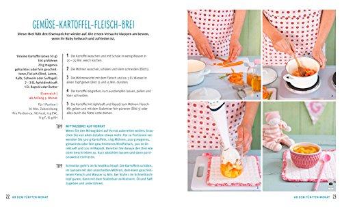 Kochen für Babys: Gesund durchs erste Jahr - 6