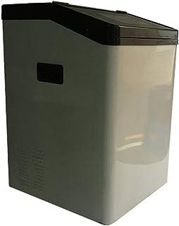 QWERTOUY Cube automatyczna maszyna do robienia lodów 55 kg / 24 h Ice Cube, maszyna do komercyjnego producenta lodów do la...