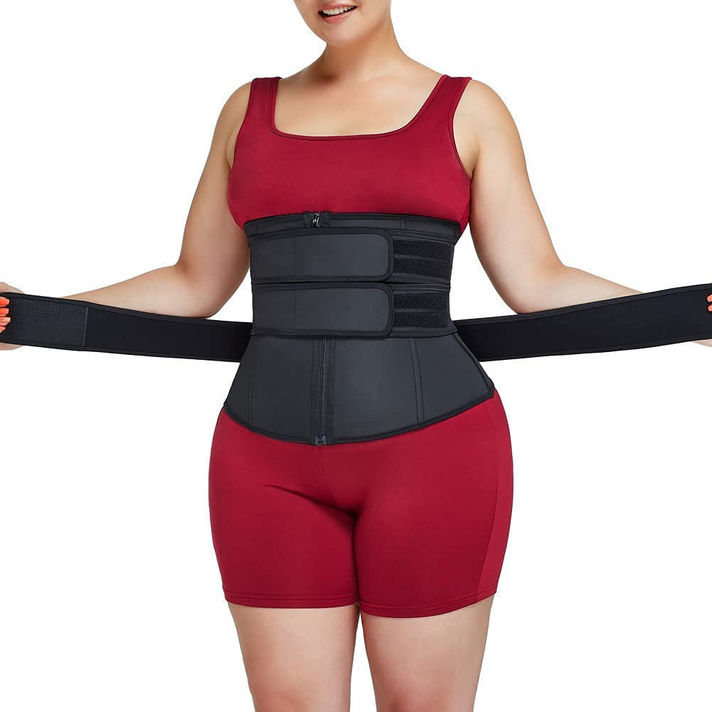 MASS21 S-6X Latex Waist Trainer safety for Women C Torso Size Superlatite Plus Long