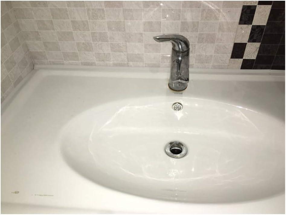 Buy Self Adhesive Caulk Strip Waterproof Sealant Caulking Tape Trim Sealer For Bathtub Sink Toilet Etc White 2 Pack Online In Turkey B07tssbrph