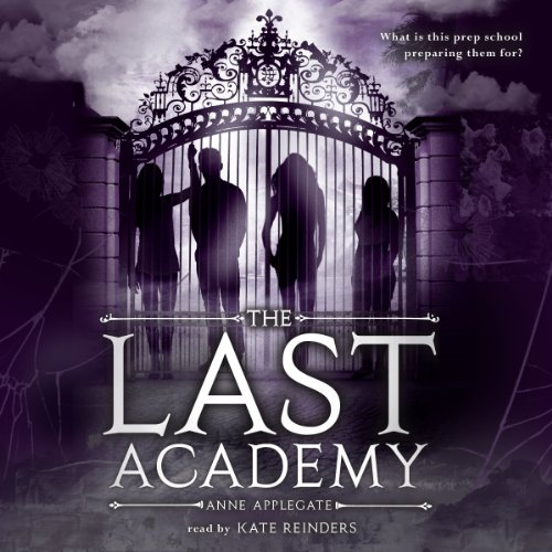 The Last Academy audiobook cover art