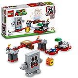 LEGO- Super Mario Set de Expansión: Lava letal de ROCO, Juguete de Construcción, Multicolor (71364)